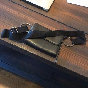 Black belt bag!